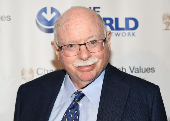 Financier and philanthropist Michael Steinhardt, pictured here in May 2016, has been accused of making inappropriate sexual c