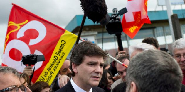 Nationalisation: Montebourg, poil à gratter ou caution du