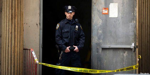PHOTOS. 11 septembre: un morceau d'un avion des attentats découvert à New