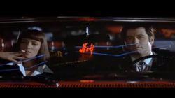 La voiture volée de Pulp Fiction retrouvée 19 ans plus