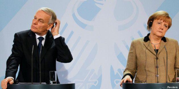France/Allemagne: la tension monte sur fond