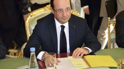 François Hollande lâche du lest sur la