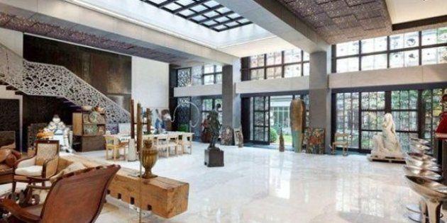 PHOTOS. Gérard Depardieu vend son hôtel particulier parisien après avoir acheté en