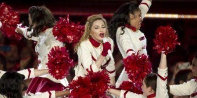 VIDÉO. Madonna débute son