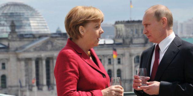 Hollande rencontre Poutine: première épreuve de force diplomatique sur la
