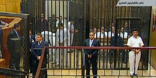 VIDÉO. Procès Moubarak : de retour en direct pour le verdict d'un procès proche de la