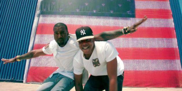 Kanye West & Jay-Z: un marathon de tubes pour le premier concert parisien de la tournée