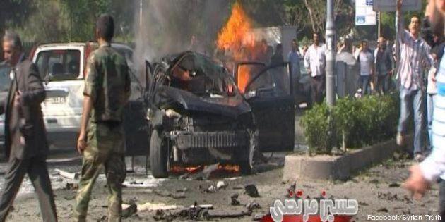 Attentat à Damas : le premier ministre syrien Waël al-Halaqi sort
