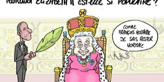 Pourquoi Elisabeth II est-elle si