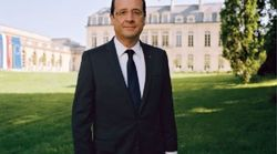 Le portrait officiel de Hollande, par