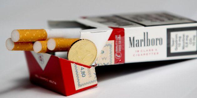 Tabac : l'évolution du prix du paquet de cigarettes en France de 2000 à