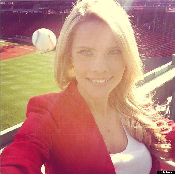 PHOTO. Balle de baseball : l'autoportrait le plus dangereux du