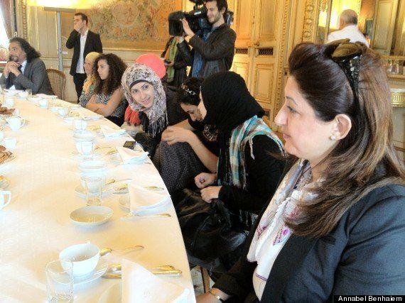 Les journalistes et blogueuses du Printemps arabe sont les bienvenues à