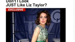 Premières photos de Lindsay Lohan en Liz