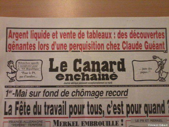 Claude Guéant: un versement de 500.000 euros découvert en perquisition sur un de ses