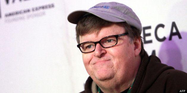 TWEETS. Michael Moore, réalisateur de