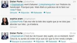 Sophia Aram se paie Stéphane Guillon sur les