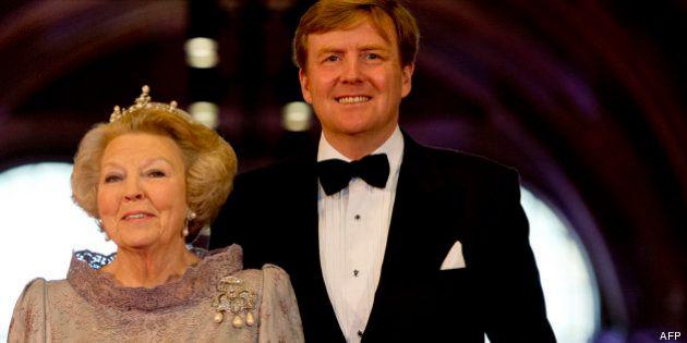 Pays-Bas : Willem-Alexander devient roi après l'abdication de