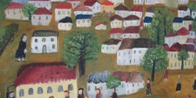 Peinture naïve, peinture