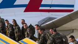 Les derniers soldats combattant français ont quitté