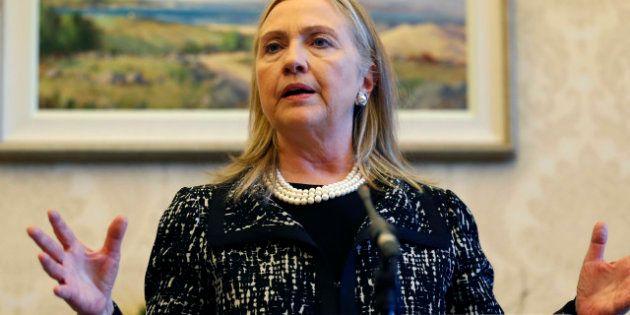 États-Unis: Hillary Clinton victime d'une commotion