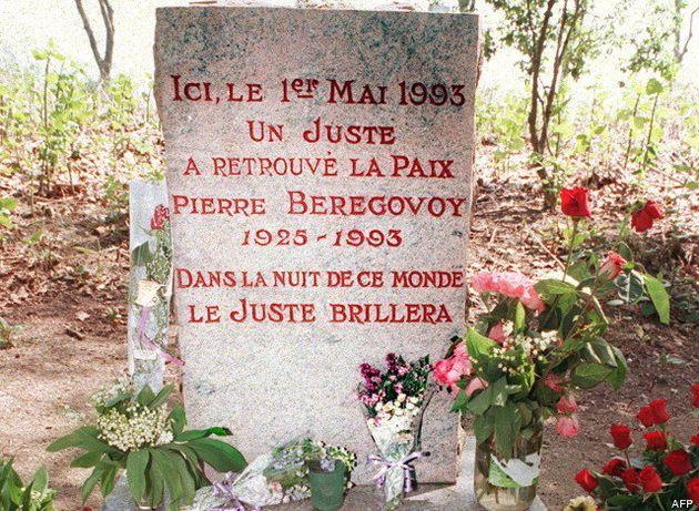 Suicide de Pierre Bérégovoy, vingt ans déjà : retour en vidéos sur une mort