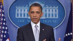 Obama veut un projet de loi sur les armes à feu d'ici