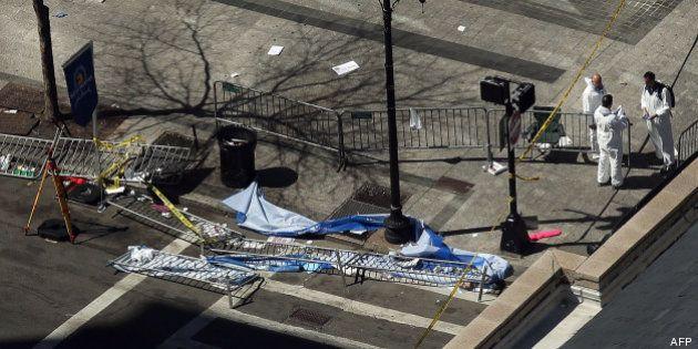 Attentat de Boston: trois autres suspects en garde à vue, accusés d'entrave à la