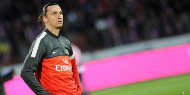 Zlatan Ibrahimovic voudrait quitter le PSG à la fin de la