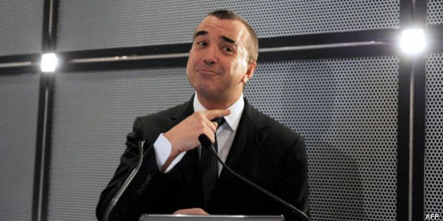 Arnaud Lagardère se dit