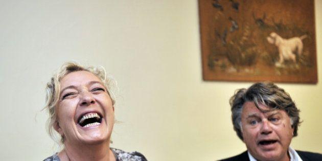 Législatives : Marine Le Pen en tête à Hénin-Beaumont, Jean-Luc Mélenchon