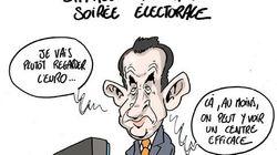 La réaction de Bayrou aux premiers résultats des
