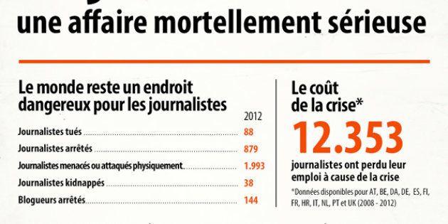 Journalistes, une espèce en voie de
