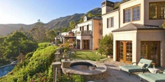 PHOTOS. Maison de stars: Forbes publie les prix de vente des villas de DiCaprio, 50Cent, Céline Dion,...