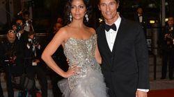Matthew McConaughey s'est marié avec Camila, sa compagne