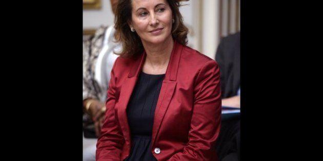 Ségolène Royal se dit prête à faire son