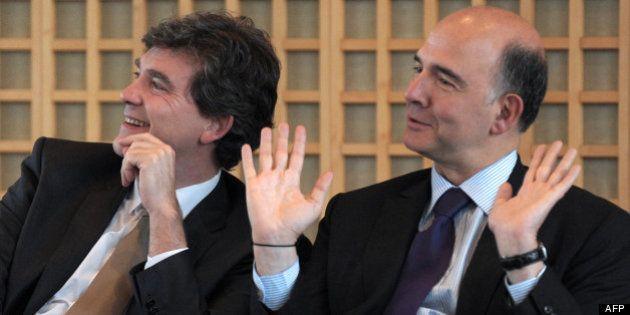 Dailymotion : Montebourg lâché par Moscovici et