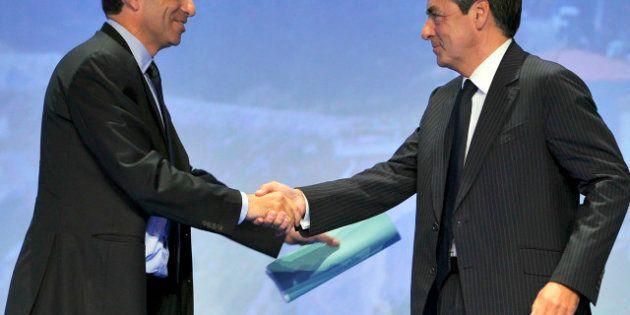 UMP : Copé et Fillon ont trouvé un accord en sept