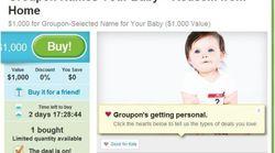 Payer 1000 dollars pour appeler votre enfant
