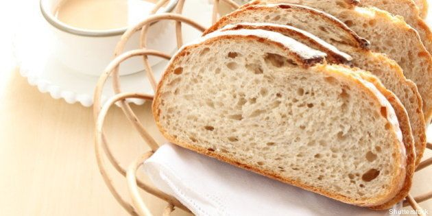 french bread  pain de campagne...