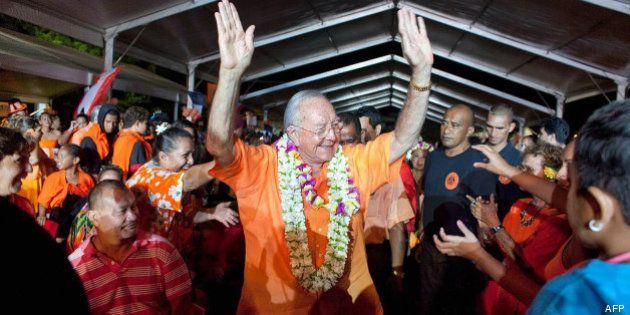 Elections en Polynésie française : le retour de Gaston Flosse en pleine ère de la