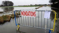 Inondations: plus que 3 départements en vigilance orange pour les