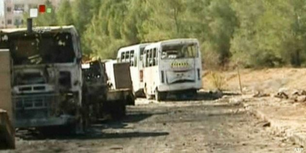 La Syrie accuse Israël d'avoir mené un nouveau raid contre un centre de recherches