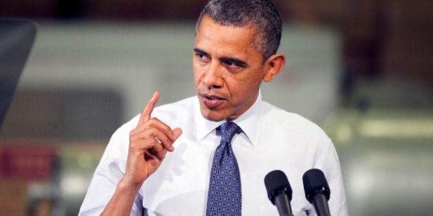 Tuerie de Newtown: Barack Obama soutient un projet de loi contre une centaine de modèles d'armes