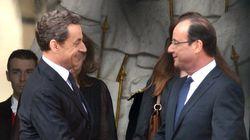 Le match Hollande - Sarkozy de la première année à