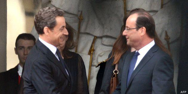 Hollande vs Sarkozy: le match de la première année à