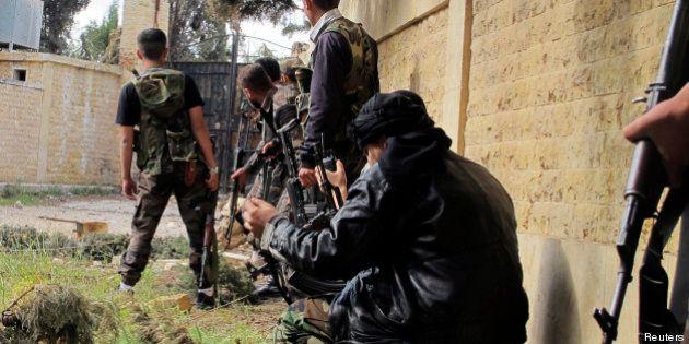 Syrie: les rebelles ont utilisé du gaz sarin, selon Carla del Ponte, l'ONU