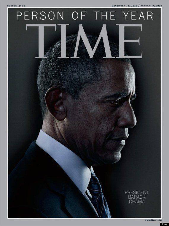 Barack Obama désigné