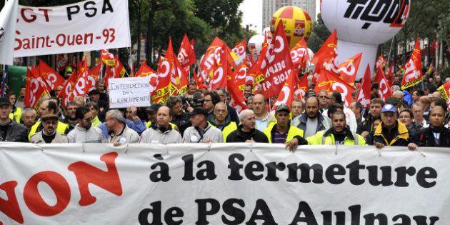 PSA: L'Europe va verser 12 millions aux victimes du plan social du
