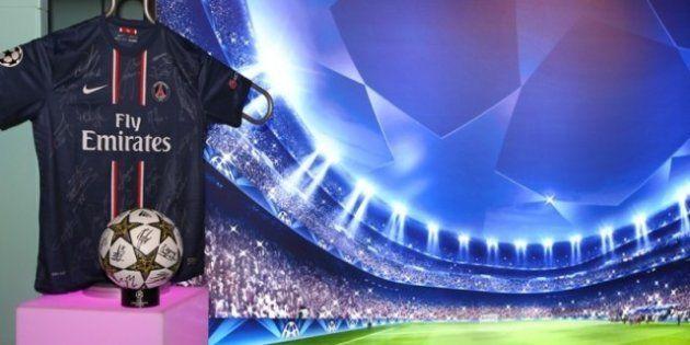 Champions League: le PSG soigne sa com' pour devenir un grand